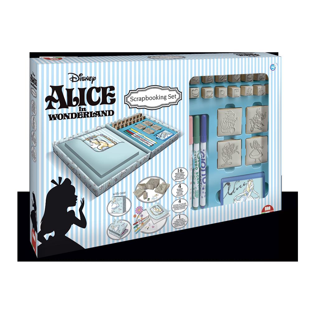 Scrapbooking-Set-Alice